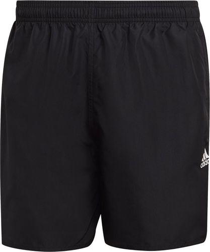Adidas Kąpielówki męskie Performance Short Solid czarne GQ1081 M