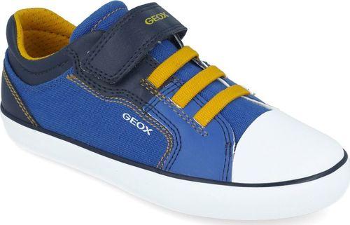 Geox Półbuty chłopięce GEOX J155CA niebieski 35