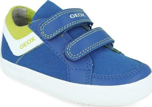 Geox Półbuty chłopięce GEOX B151NB niebieski 24