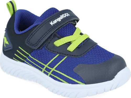 Kangaroos Sneakersy chłopięce KangaROOS 02084 granatowy 24