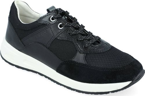 Geox Sneakersy GEOX D15NQB czarny respira 39