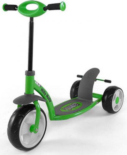 Milly Mally Crazy Scooter Zielony ML-4591