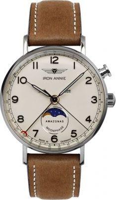 Zegarek Iron Annie Zegarek Iron Annie D-AQUI 5976-5 quartz Beżowy
