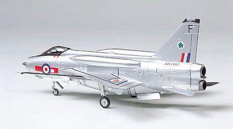 Tamiya TAMIYA BAC Lightning F.Mk.6 - 61608