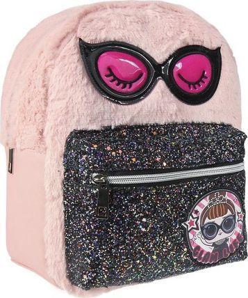 Plecak Casual LOL Surprise! 72768 Różowy Czarny