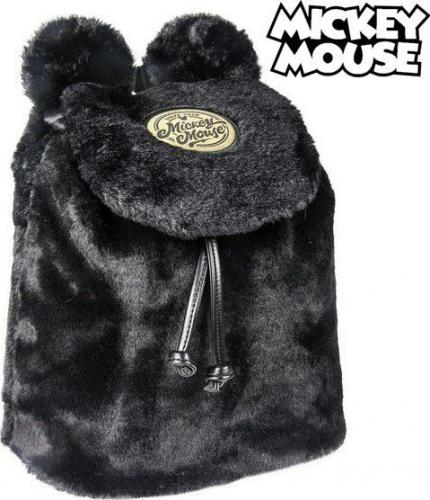 Plecak Casual Mickey Mouse Czarny