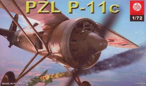 Plastyk PLASTYK PZL P11c - S043