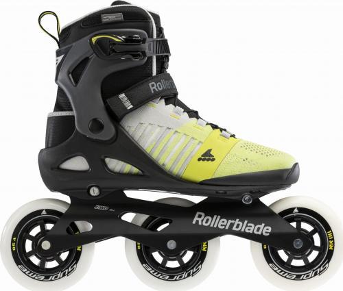 Rolki Rollerblade Macroblade 110 3WD szybkościowe czarne r. 44.5