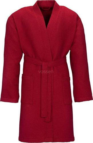 Vossen Szlafrok Pique kolor czerwony L 390