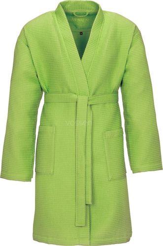 Vossen Szlafrok Pique kolor zielony M 530