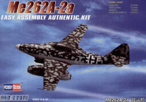 Universal Hobbies Me 262A2a (80248)