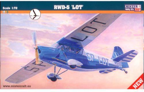 Mastercraft RWD5 LOT (B-84)