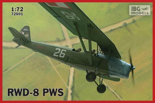 Ibg IBG RWD8 PWS - 72501