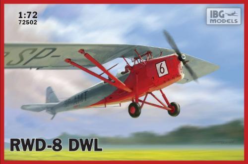 Ibg IBG RWD8 DWL - 72502
