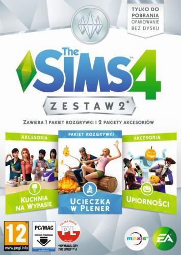 PC The Sims 4 Zestaw 2 (1032043)