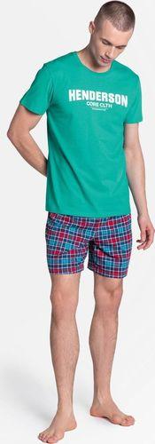 Henderson Piżama męska Henderson Lid zielona M