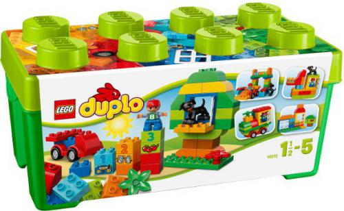 Lego LEGO Duplo Uniwersalny zestaw klocków - 10572