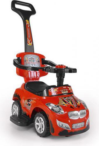 Milly Mally Pojazd Happy Czerwony 1155