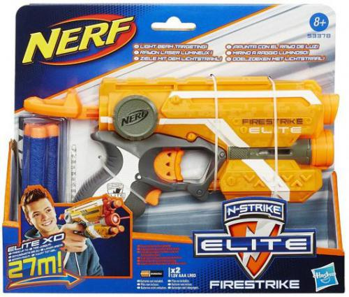 Hasbro Wyrzutnia Nerf Firestrike Elite - 53378