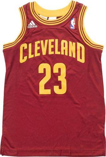 Adidas Komplet Koszulka + Szorty Adidas NBA Cleveland 029563JS 140
