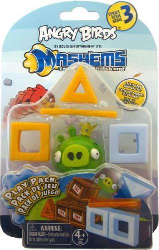 Epee Angry Birds Świnia z akcesoriami (EP01711)