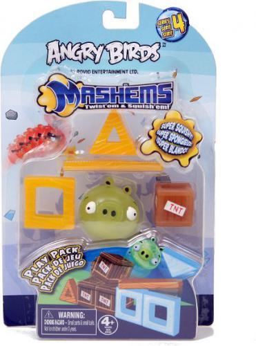 Epee Angry B. S4 Świnia z Akcesoriami (EP01918)
