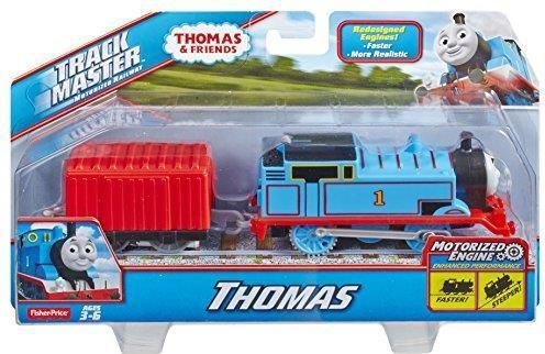 Fisher Price FISHER TF Lokomotywki Thomas (BMK87/BML06)