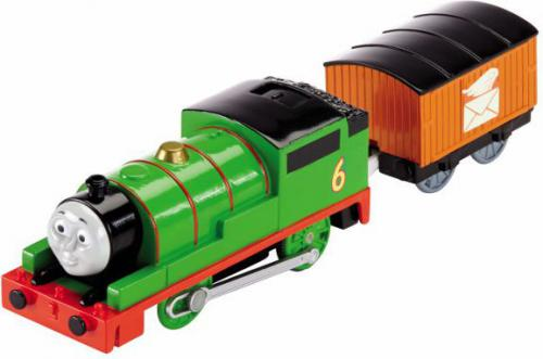 Fisher Price Lokomotywki Percy (BMK87/BML07)