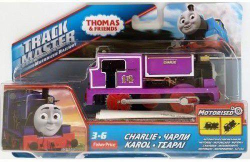 Fisher Price T&F Małe lokomotywki z napędem (CKW29/CKW30)