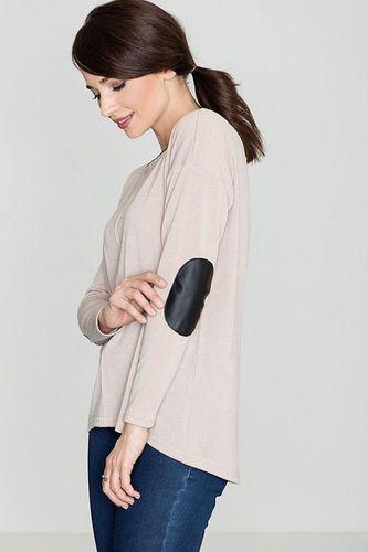Lenitif Sweter K118 Beż