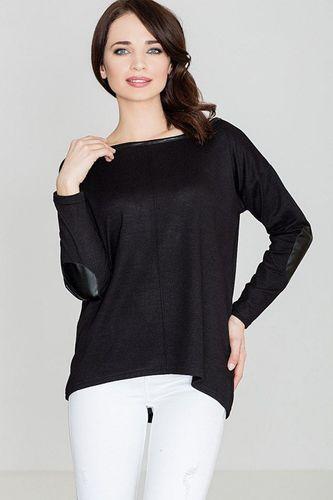 Lenitif Sweter K118 Czarny