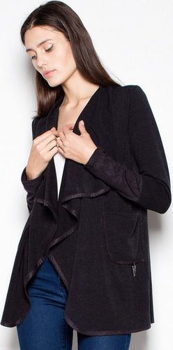 Venaton Sweter VT036 Czarny