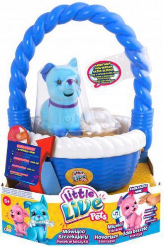 Cobi LITTLE LIVE PETS Zwierzątko w koszyku (28153)