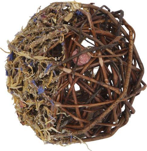 KERBL Piłka z wikliny, 10 cm