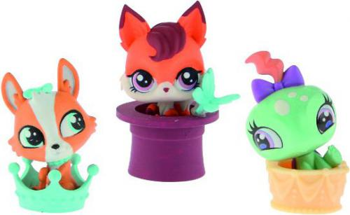 Hasbro Littlest Pet Shop Torebki niespodzianki - A8240