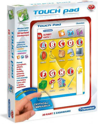 Clementoni Touch Pad (60080)