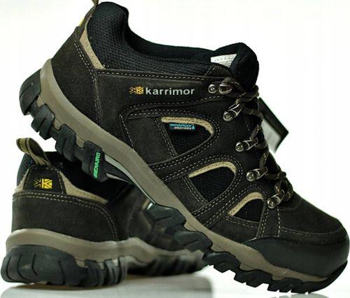 Karrimor Skórzane buty trekkingowe w góry KARRIMOR R. 46