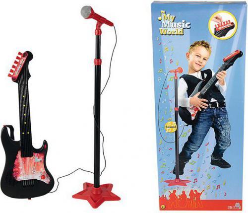 Simba SIMBA Gitara z mikrofonem - 106833223