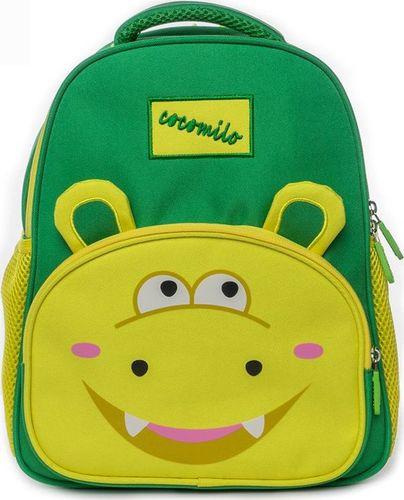 Cocomilo Cocomilo, plecaczek przedszkolaka, Hipopotam zielony (PCK2-101)