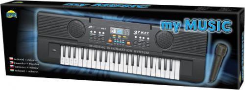 Dromader DROMADER Keyboard duży z mikrofonem - 00568
