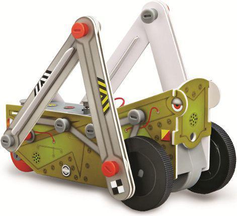 4M Pojazdy silnikowe robot robak (3403)