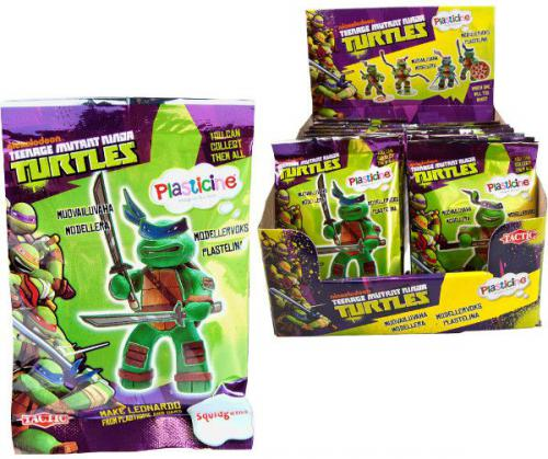Tactic TACTIC Turtles Ninja masa plastyczna - 41383