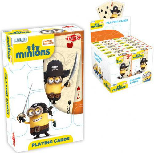 Tactic Karty Minions - 53152