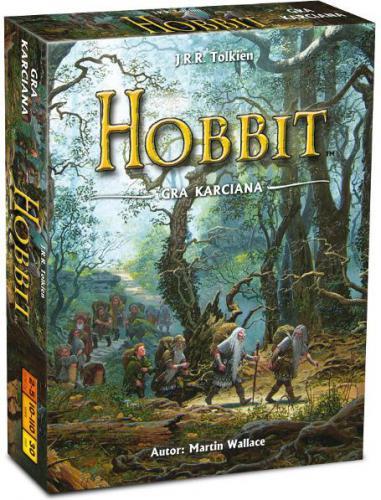 Egmont EGMONT Gra Hobbit (gra karciana) - 3548