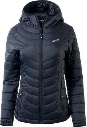 Hi-TEXT Damska kurtka zimowa Hi-Tec Lady Nahia ocieplana czarna rozmiar M