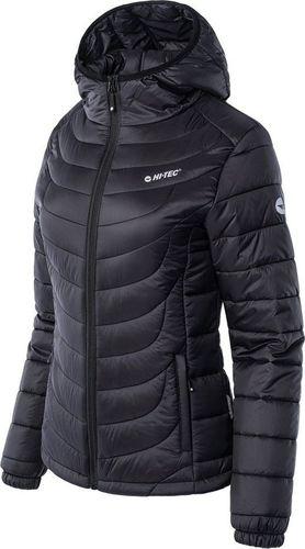 Hi-TEXT Damska kurtka zimowa Hi-Tec Lady Nahia ocieplana czarna rozmiar S