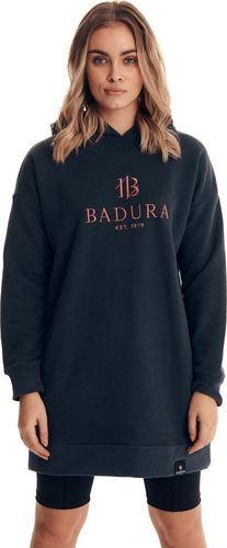 Badura Bluza damska z kapturem, dresowa bluza Badura S