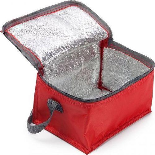 TERMIO Torba termiczna z paskiem IGLO (czerwony)