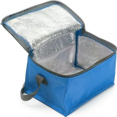 TERMIO Torba termiczna z paskiem IGLO (niebieski)
