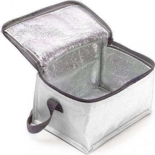 TERMIO Torba termiczna z paskiem IGLO (biały)